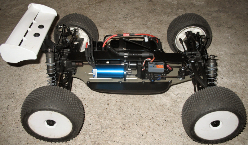 My Brushless Conversions
